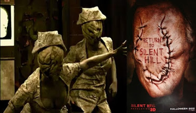 Trailer of the Silent Hill movie sequel