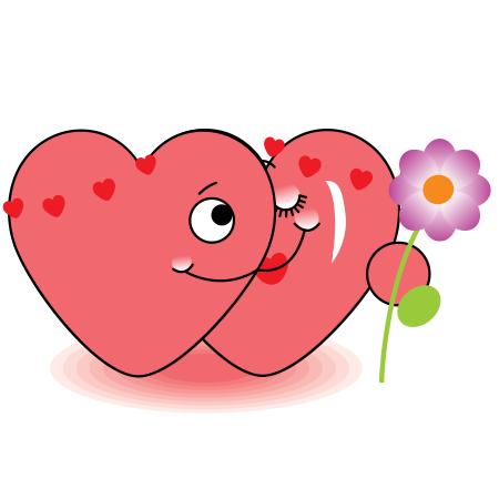 Sweethearts emoticon