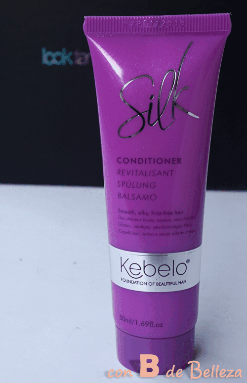 Silk conditioner de Kebelo