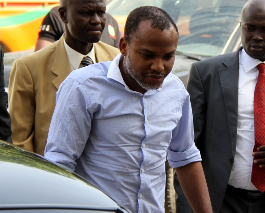 FREE RADIO BIAFRA'S NNAMDI KANU, A PRISONER OF CONSCIENCE !!!