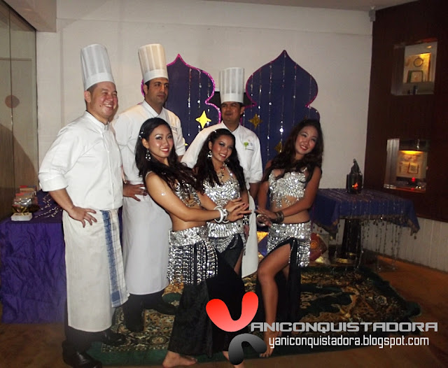 ONE IN A THOUSAND NIGHTS: A Feast of Persian Delights at Circles Makati Shangrila