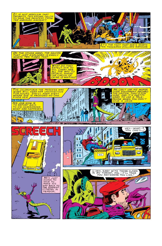 Captain America (1968) Issue #318 #246 - English 4
