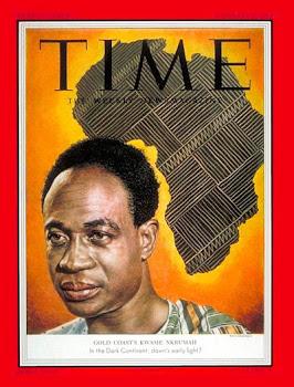 Kwame Nkrumah (1st Pres of Ghana)