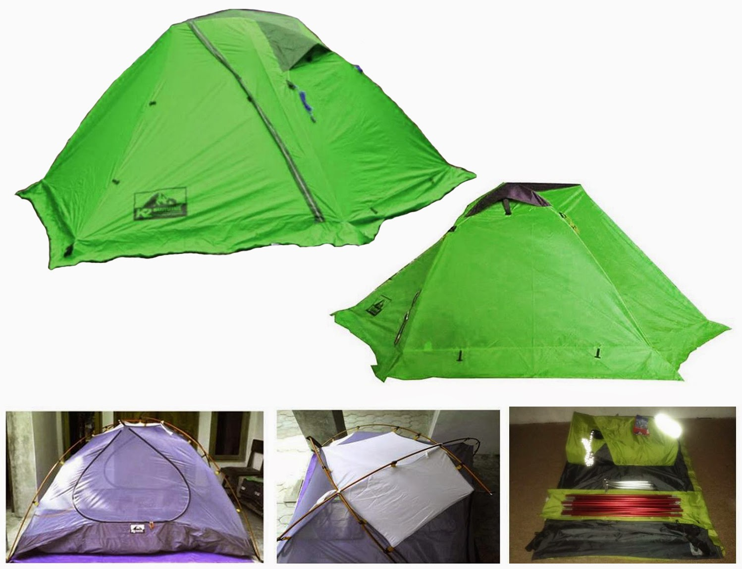 Tenda Ultralight K2 Summit