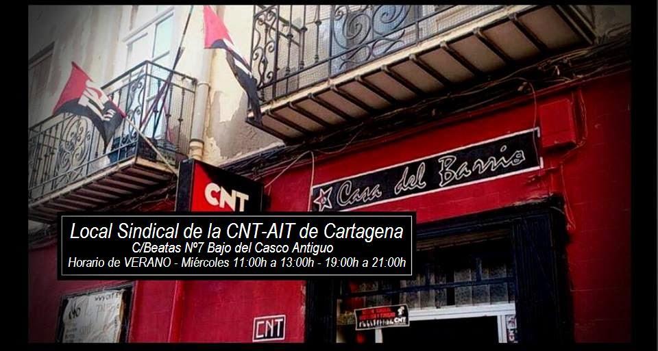 CNT-AIT Cartagena