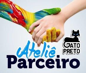Pintar com GATO PRETO É BEM MELHOR!!