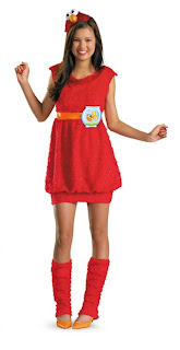 Elmo Child/Tween Costume
