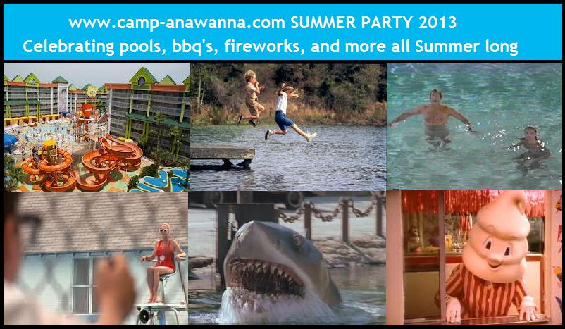 Camp Anawanna - Everything Good about being a child in the 80's and 90's