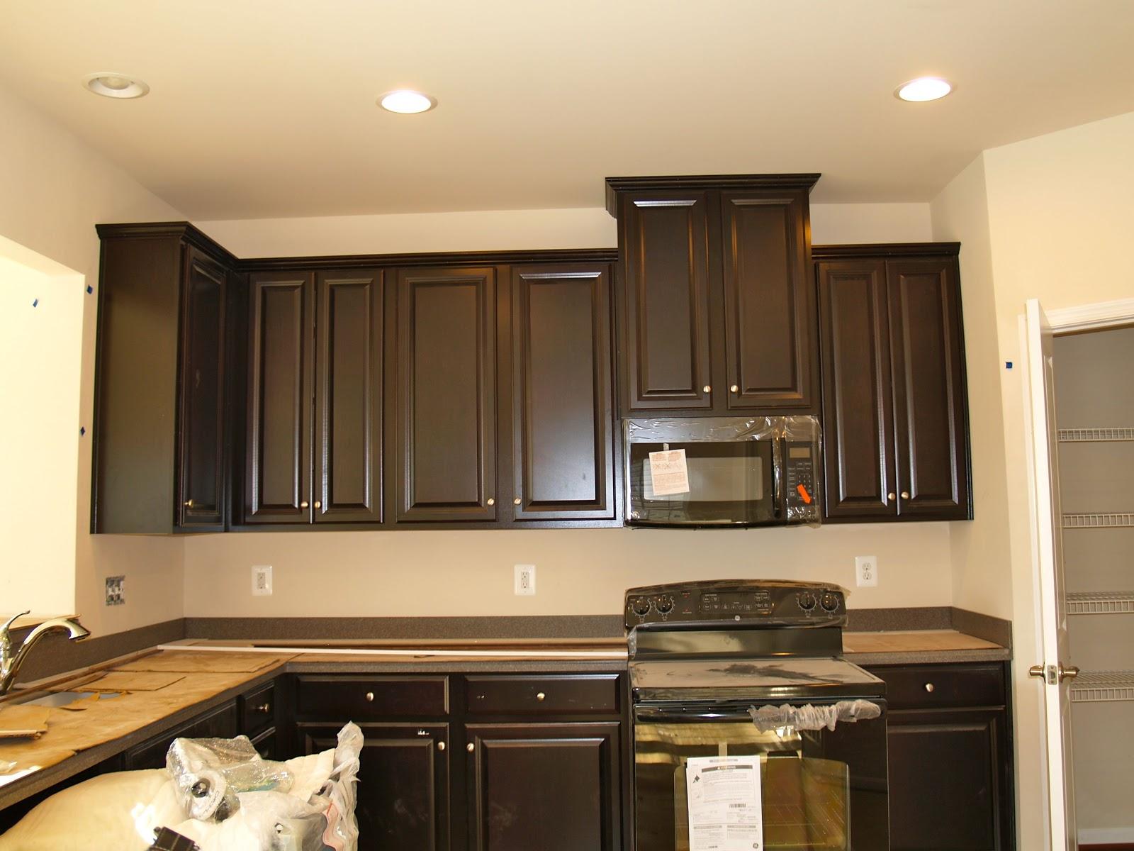 Scottsdale Maple Espresso Cabinets Ryan Home
