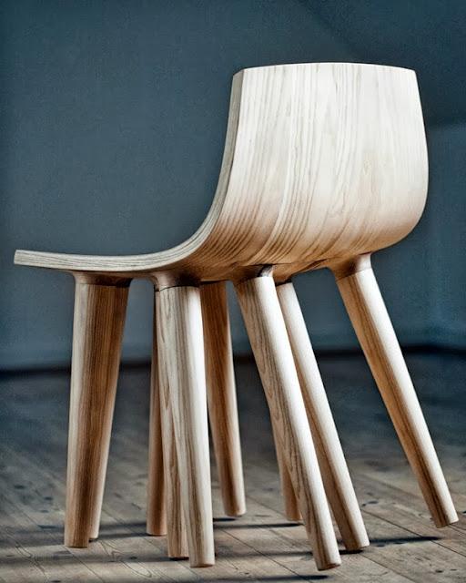 Современные стулья своими руками 60