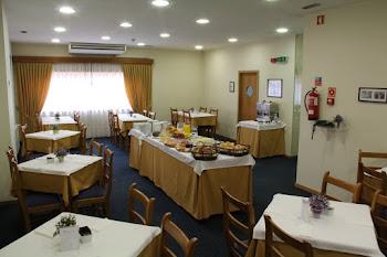 Sala dos pequenos-almoços