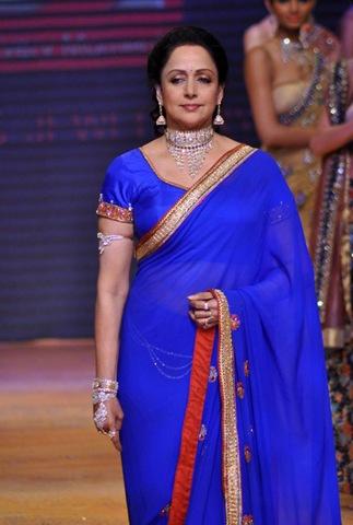 Bollywood actress Hemamalini photos Photoshoot images