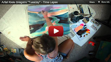 My Painting Process Video