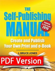 The Self-Publishing Manual, Updated for Kindle Print