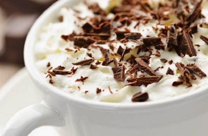 مشروب فصل الشتاء:السحلب بالشوكولاتة