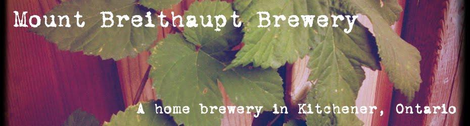 Mount Breithaupt Brewery