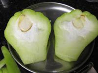 Chow chow Kootu
