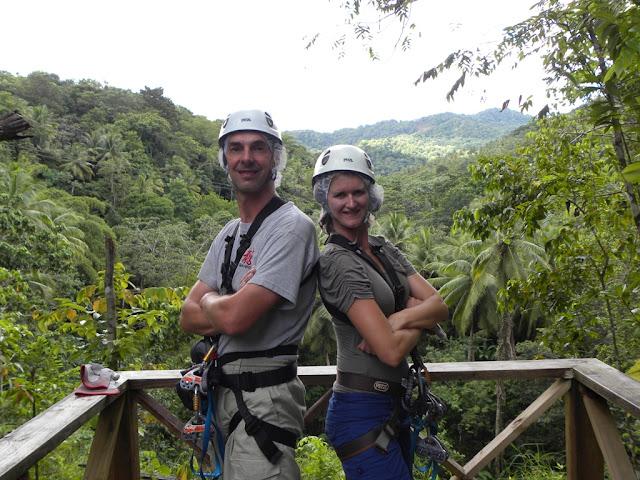Treetop Adventure Park St. Lucia