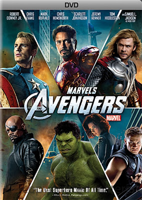 The Avengers (2012) DVDRip 546MB mkv subs español