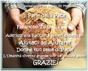 "Aderisci al  ""PANE della PACE"""