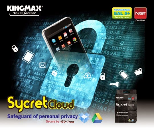 KINGMAX: Sycret Cloud and Sycret Text