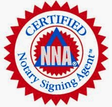 All Our Notaries Are NNA Certified Signing Agents & Have E&O Insurance