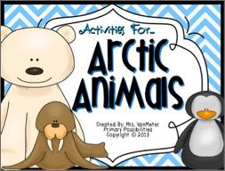 http://www.teacherspayteachers.com/Product/All-About-the-Arctic-1029288