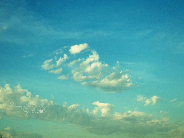 Clouds looks that a motorcycle.