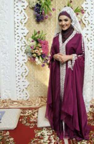 Model Baju Ashanti