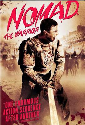 Nomad The Warrior 2005 Dual Audio [Hindi Eng] DVDRip 300mb
