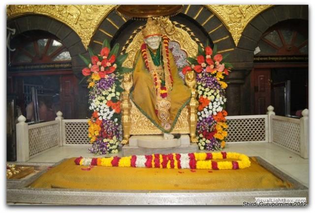 Guru Purnima Shirdi Sai Baba Sai Baba Temple Shirdi