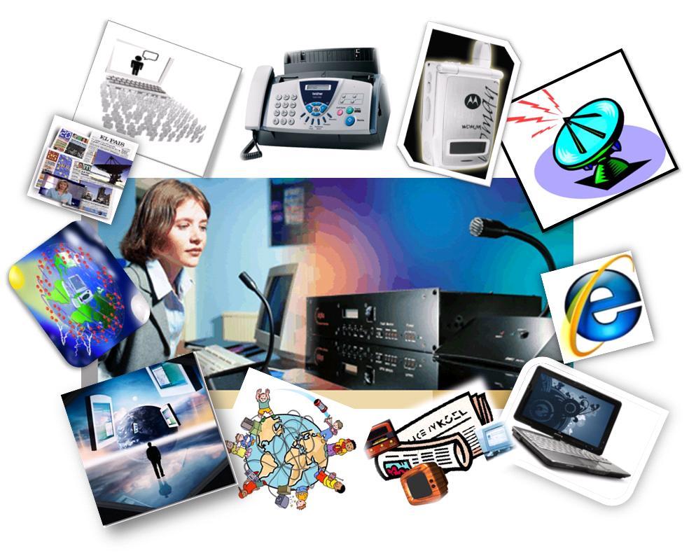 internet medio comunicacion: