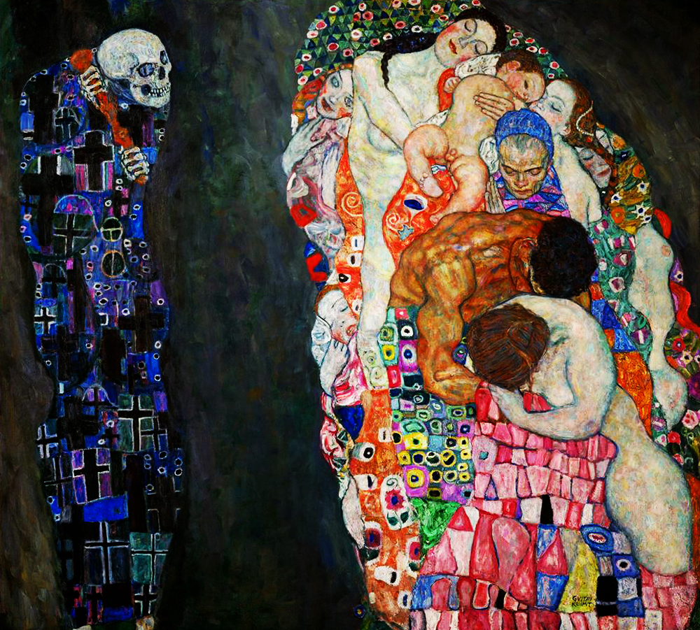 Stacey's Foundation Design Blog: Death And Life, 1908 by ...