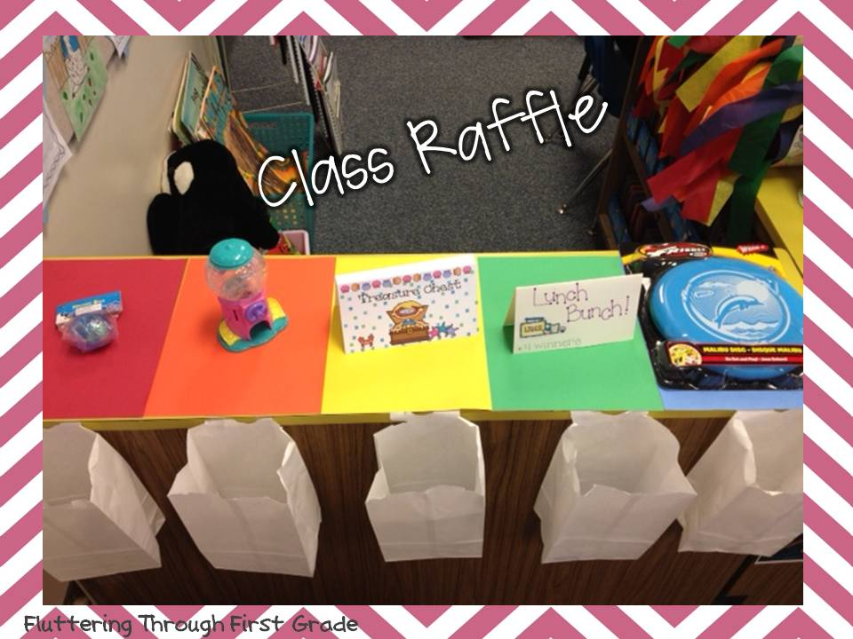 Classroom Prize Ideas ~ What s your trick terrific tickets and class raffle