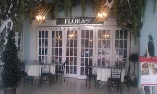 Flora Kafe, Makan, Lunch. Ampwalk, Kuala Lumpur, Tempat makan