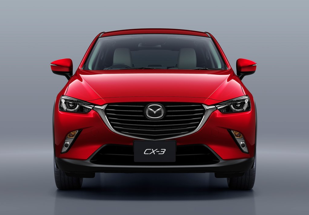 September 2015 ytd canada suv and crossover sales rankings top 2016 mazda cx 3 red front sciox Image collections