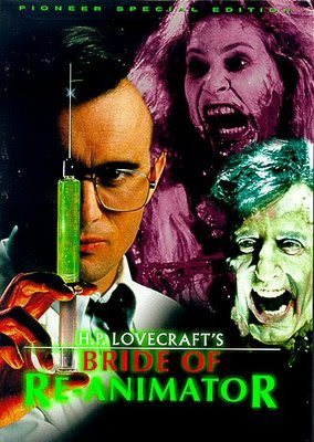 A Noiva do Re-Animator Legendado 1990