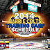 Barrie Colts 2014 Training Camp Schedule.