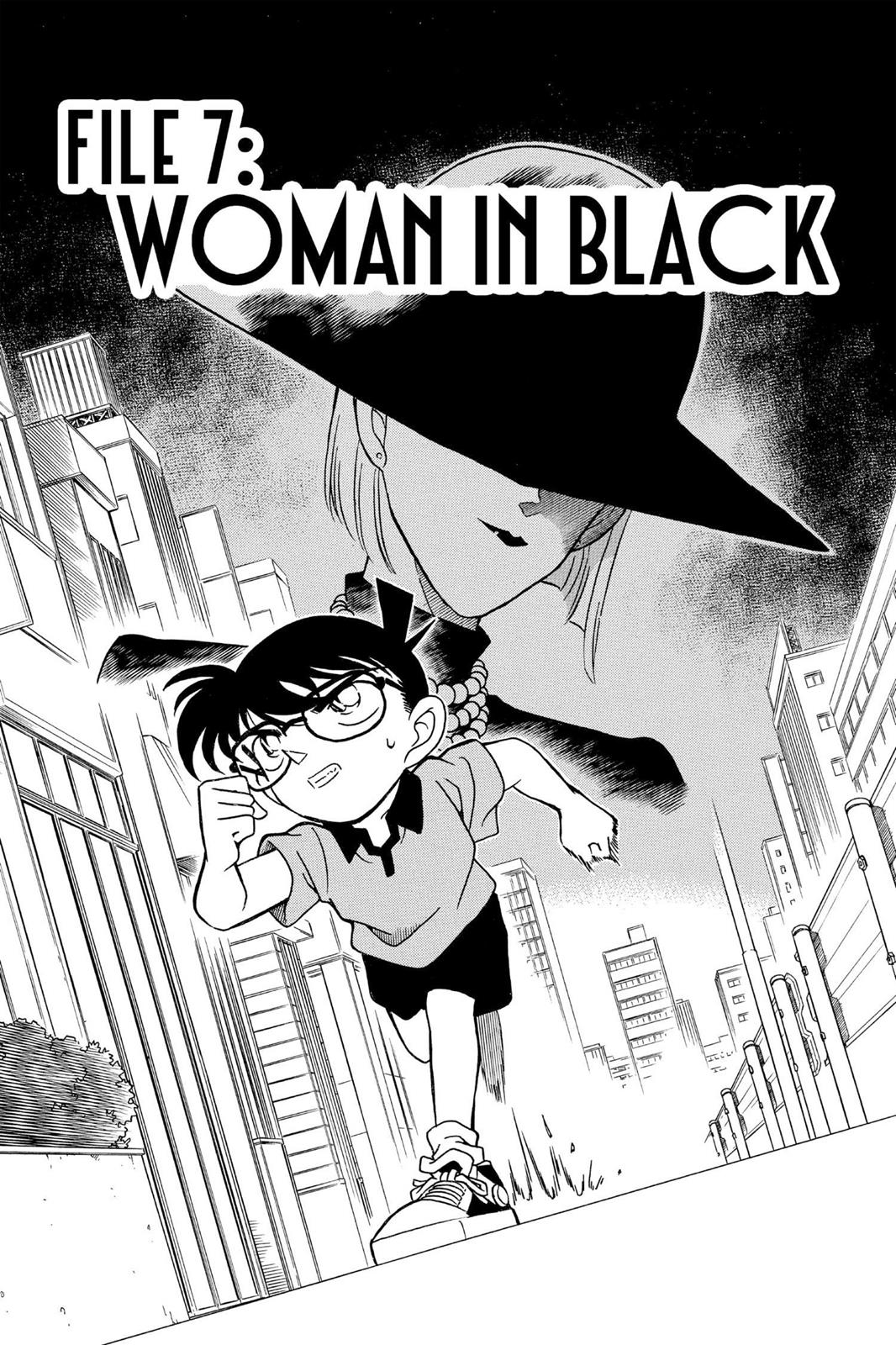 Detective Conan Chapter 177 v2 page 1