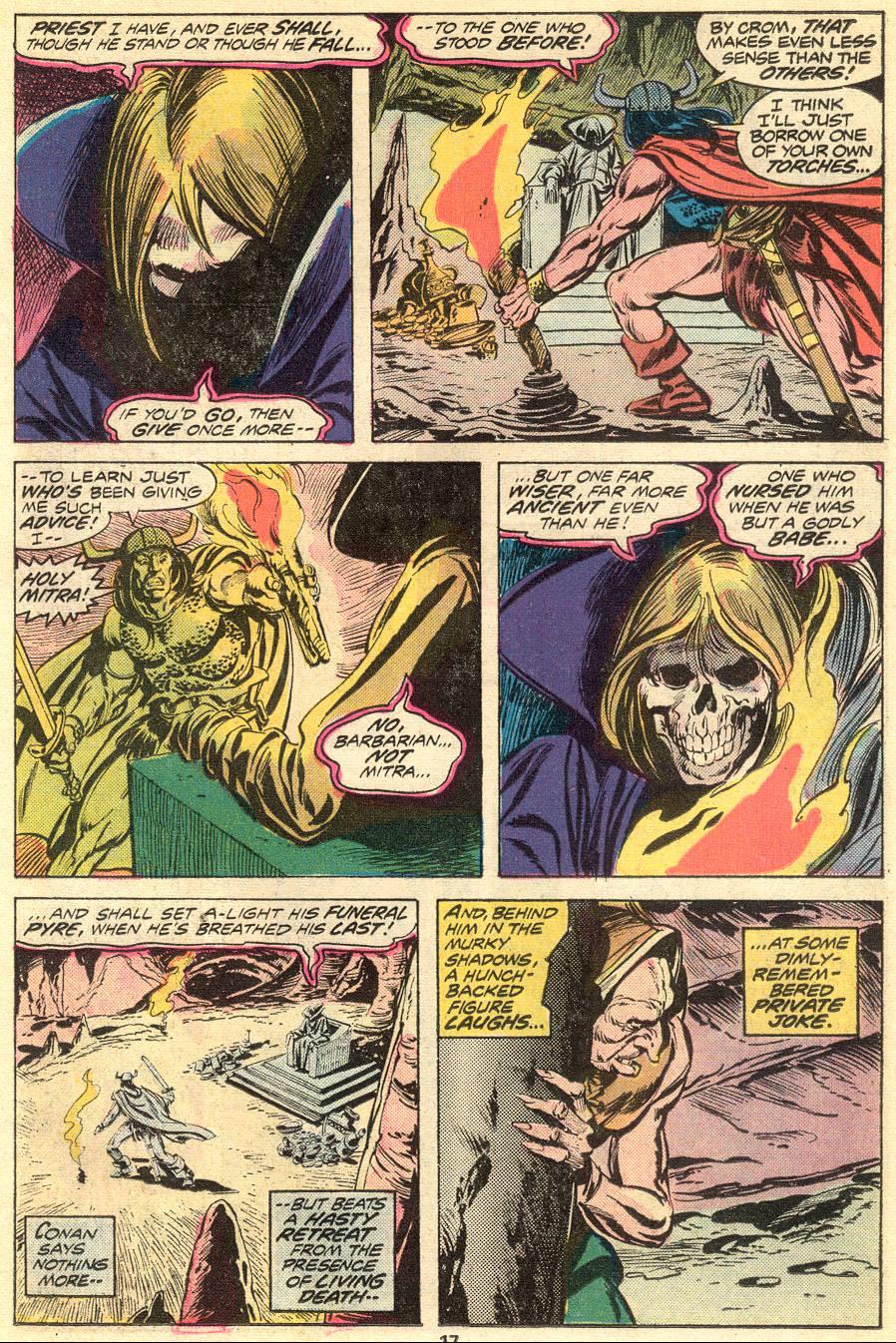 Conan the Barbarian (1970) Issue #54 #66 - English 12