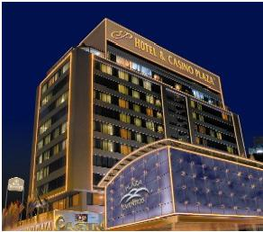 Best western plus plaza hotel casino quito
