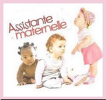 assistante maternelle et maman