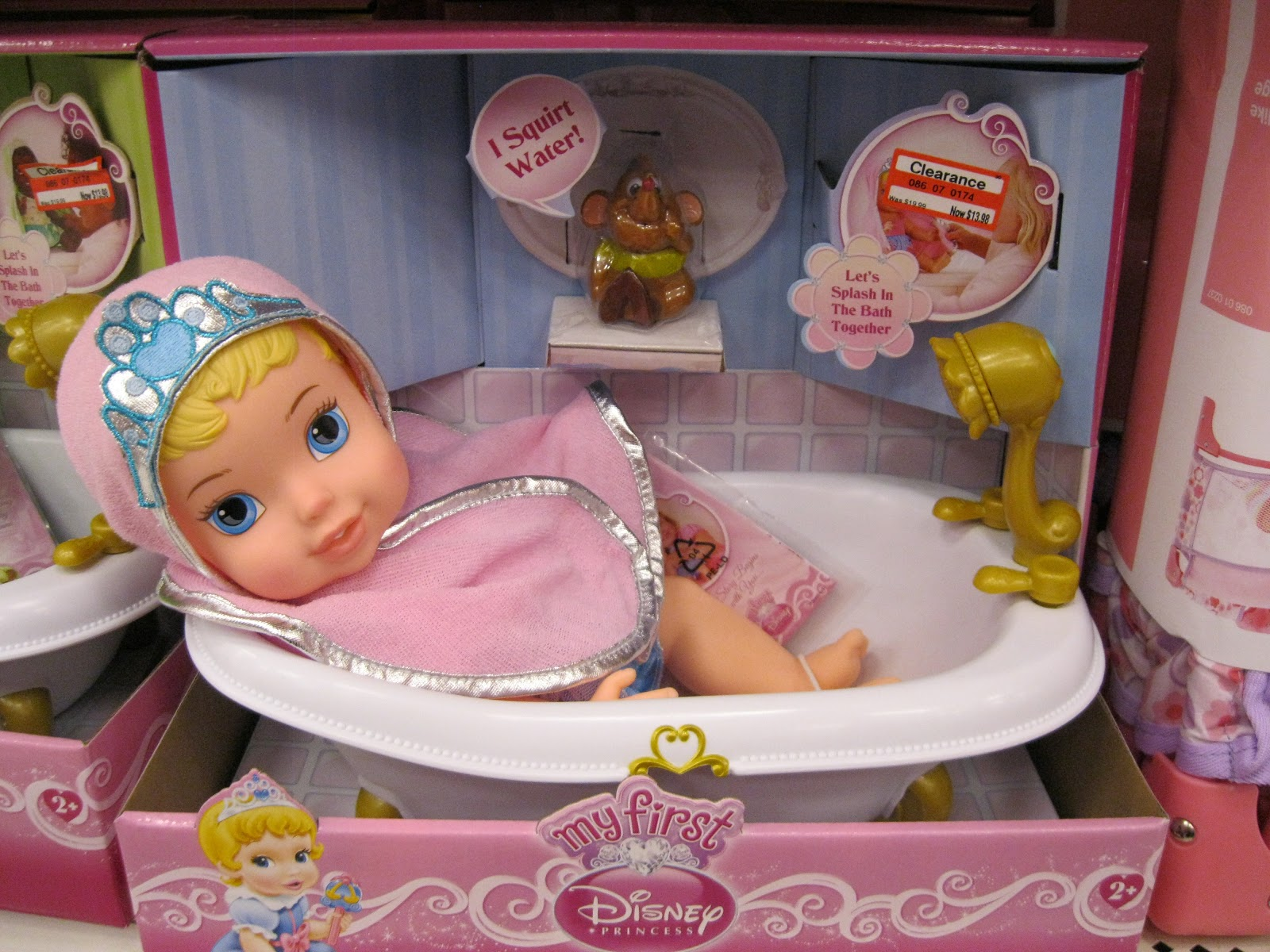 Target Toy Clearance Circo Dolls Barbie Fisher Price