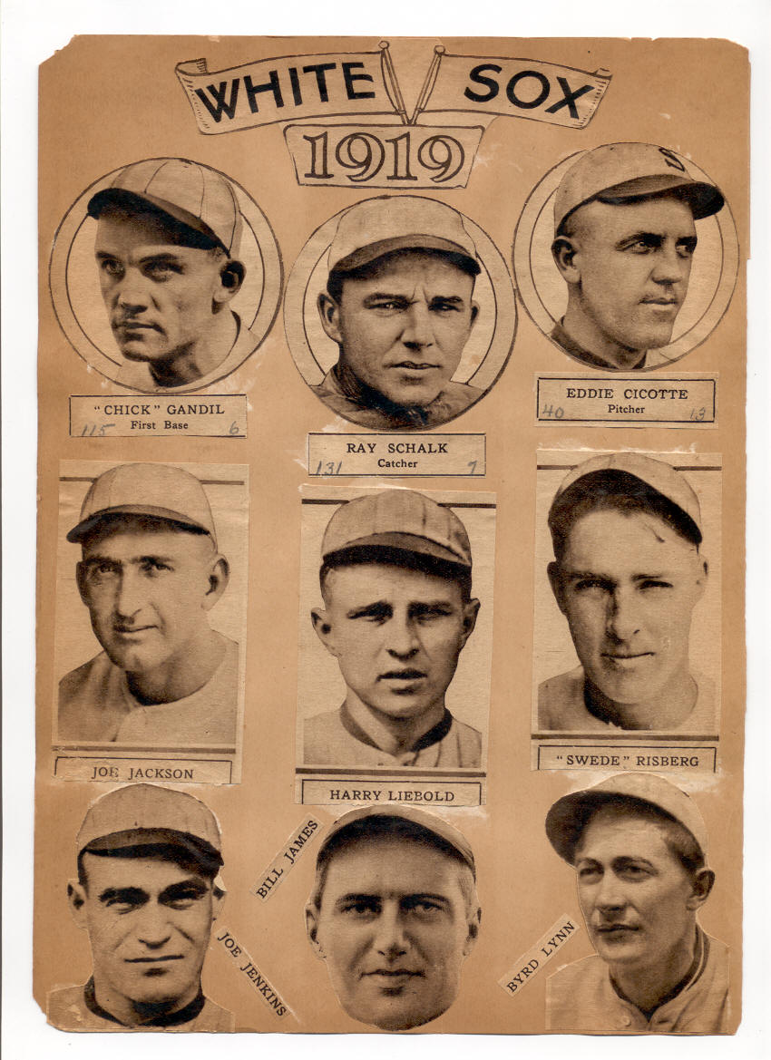 chicago black sox scandal In this timeless classic, eliot asinof has reconstructed the entire story of the infamous scandal in which eight chicago white sox players arranged with the nation's leading gamblers to throw the series to cincinnati.