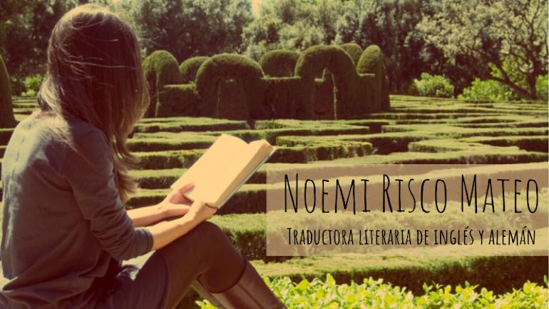 Laberinto de ideas. Web de Noemí Risco, traductora literaria