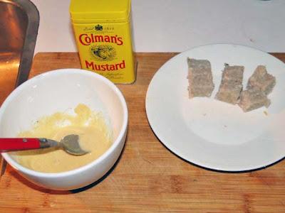 Brabantse zult met Colman's mosterd