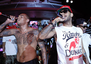 Video // Swizz Beatz Et Chris Brown Sur Scène À Las Vegas