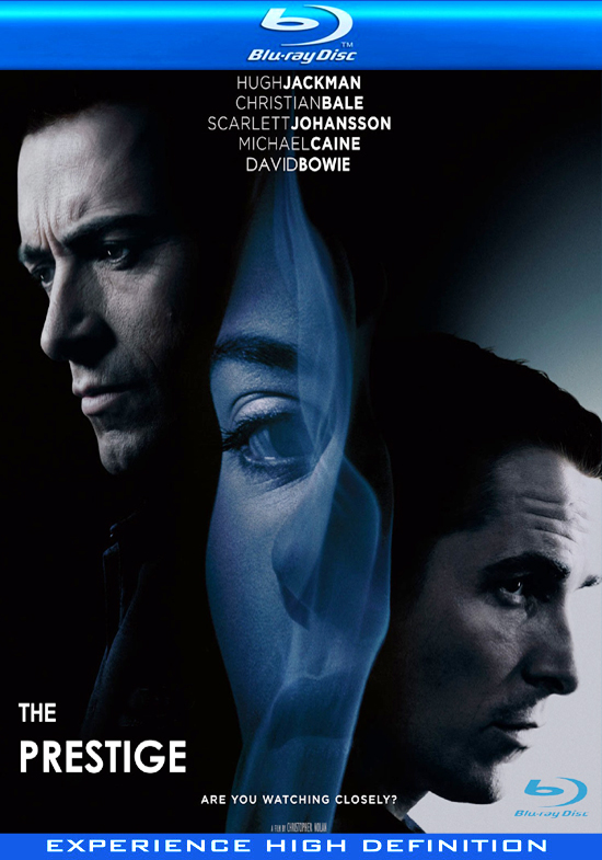 The Prestige (El Gran Truco)(2006) m720p BDRip 3.7GB mkv Dual Audio AC3 5.1 ch