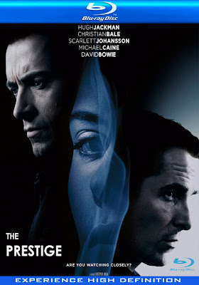 The Prestige (2006) 720p BRRip 1.2GB mkv Dual Audio AC3 5.1 ch (RESUBIDA)