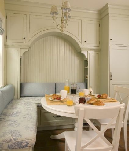 breakfast corner nook